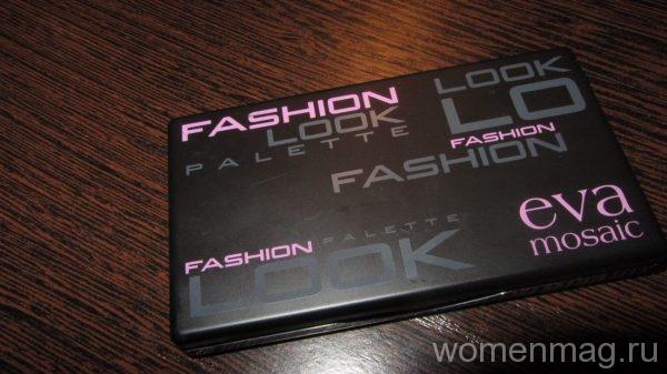 Тени для век Eva Mosaic Fashion Look