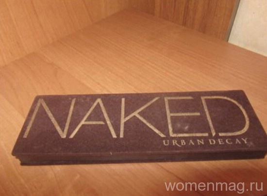 Палетка с тенями Urban Decay Naked