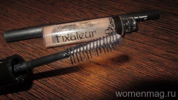 Фиксирующий гель для бровей и ресниц Vivienne Sabo Fixateur