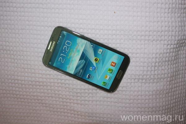 Смартфон Samsung NOTE 2