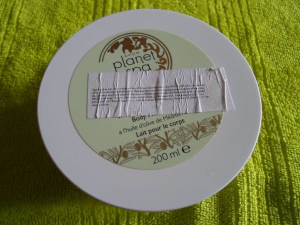 Крем-суфле для тела Avon Planet Spa с оливковым маслом «Райское увлажнение»