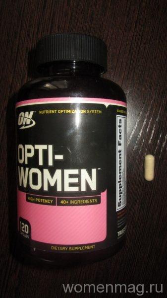Спортивные витамины ON Opti-Women