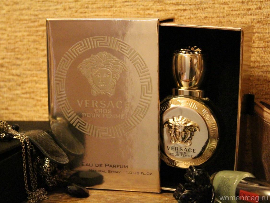 Парфюм Versace Eros Pour Femme 30 ml. Отзыв
