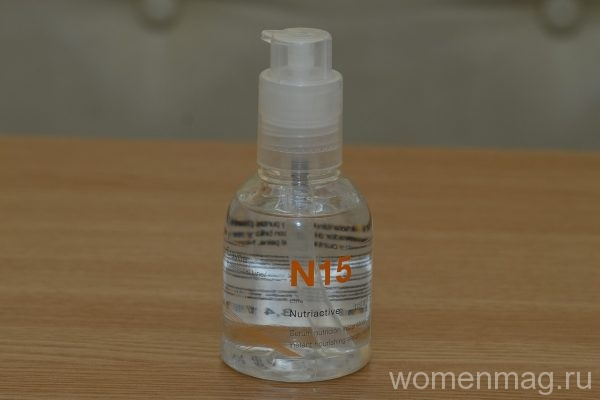 Восстанавливающая сыворотка для кончиков волос Erayba N15 Instant Serum