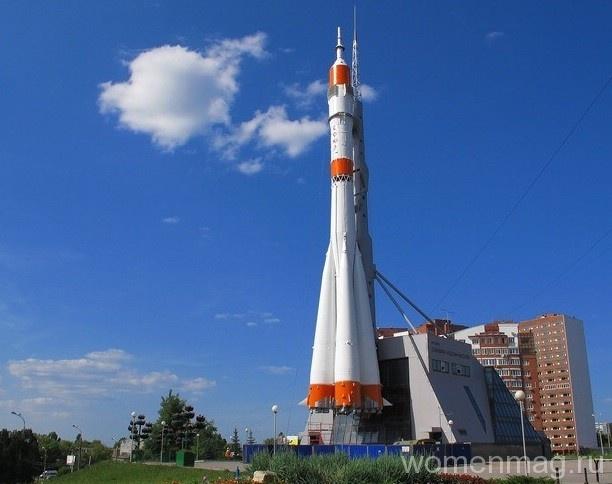 Космический музейный комплекс Ракета
