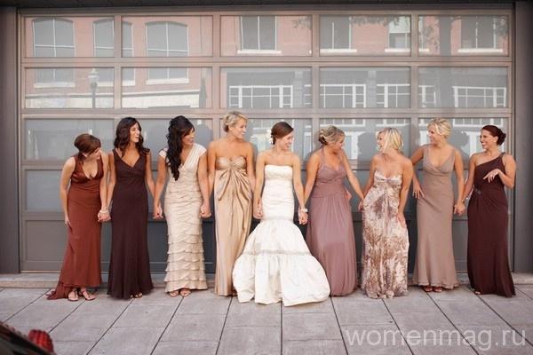 Наряды на свадьбу