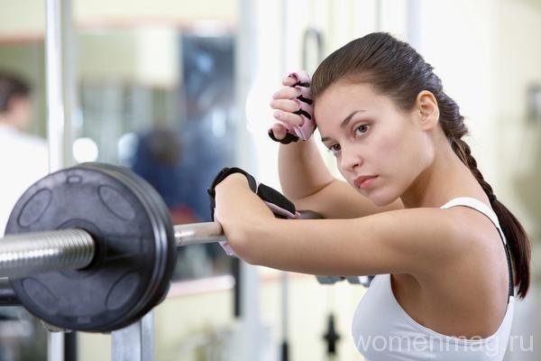Фитнес для полных