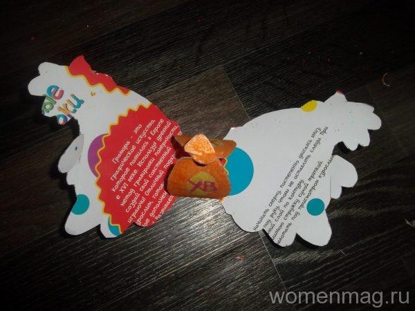 Делаем с детьми подарочную упаковку для яиц и конфет к Пасхе своими руками