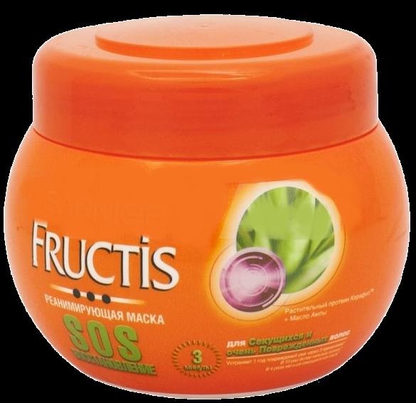Маска для волос Garnier Fructis SOS восстановление