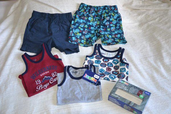 Немецкая одежда для деток Lupilu