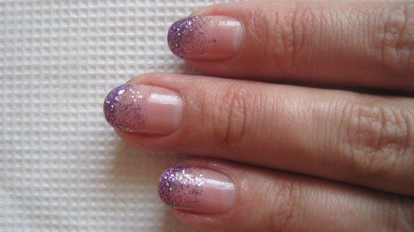 Масло для ухода за ногтями от Art-visage - Результат
