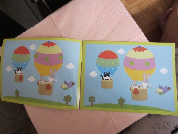 Развивающие книжки с наклейками для самых маленьких