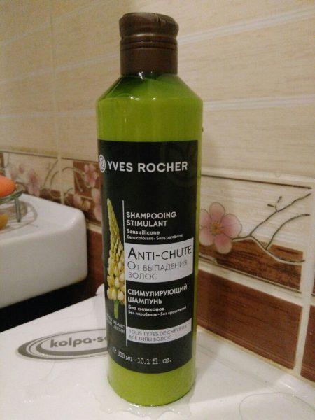 Шампунь от выпадения волос Yves Rocher