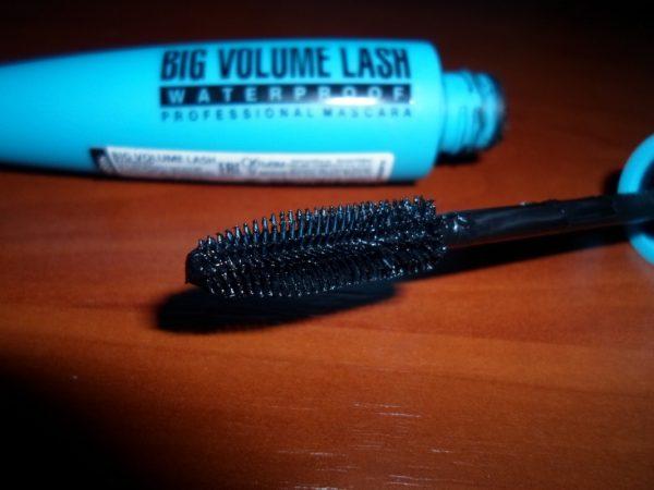 Тушь для ресниц Eveline cosmetics Big Volume Lash