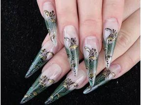 Советы по выбору наращенных ногтей