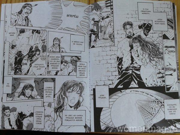 Несколько страничек книги