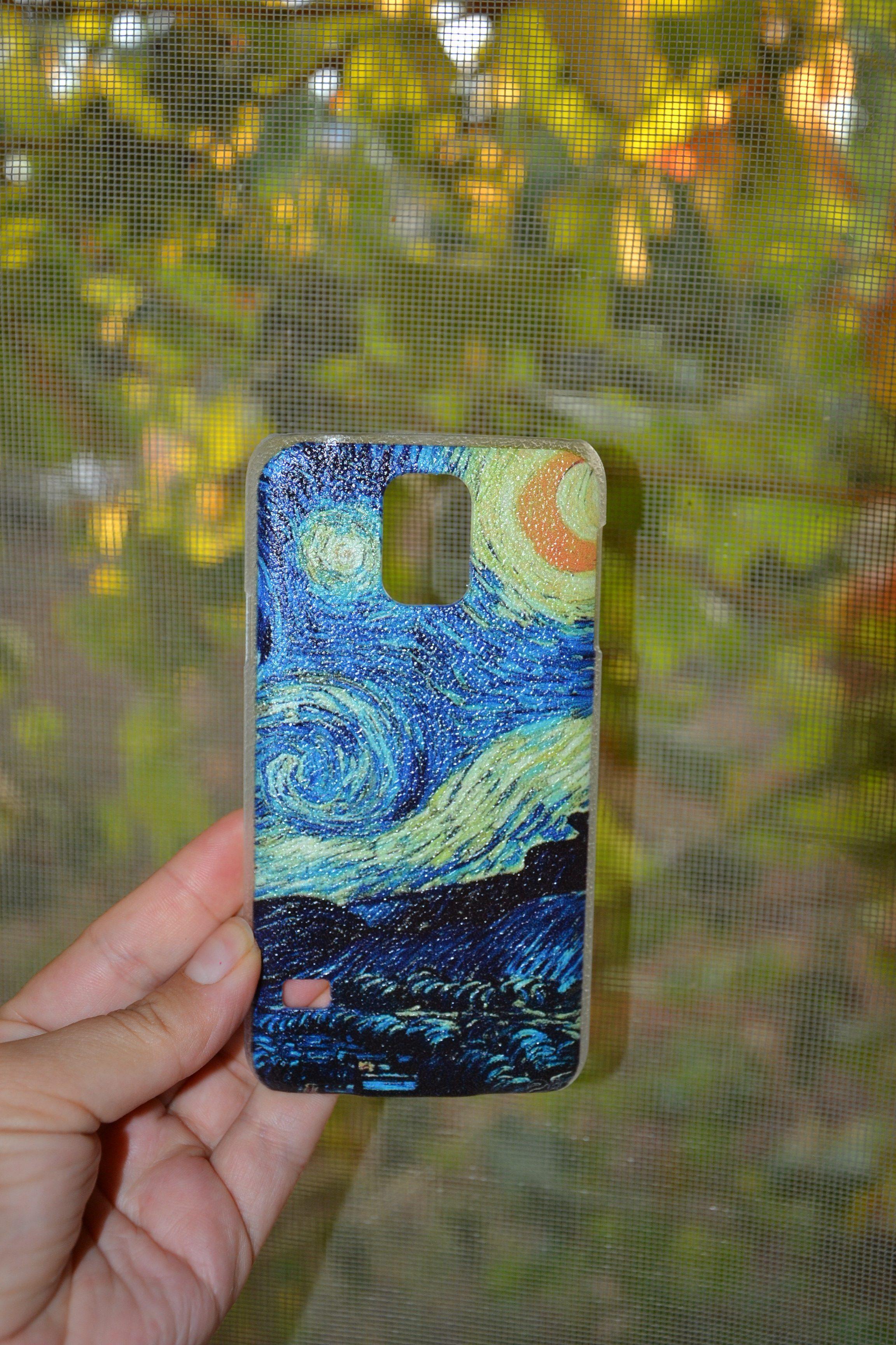 Покупка с Алиекспресс — чехол для Samsung Galaxy S5. Отзыв