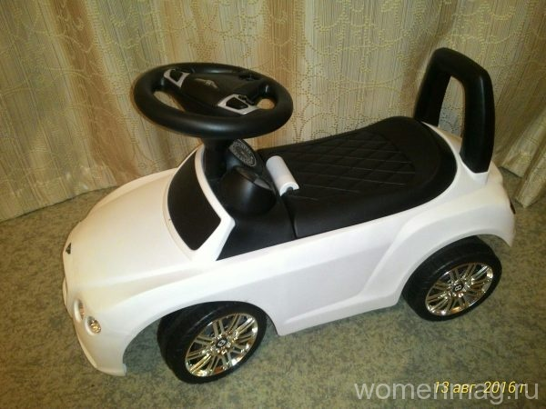 Машинка каталка Bentley