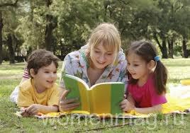Приятное общение с ребенком