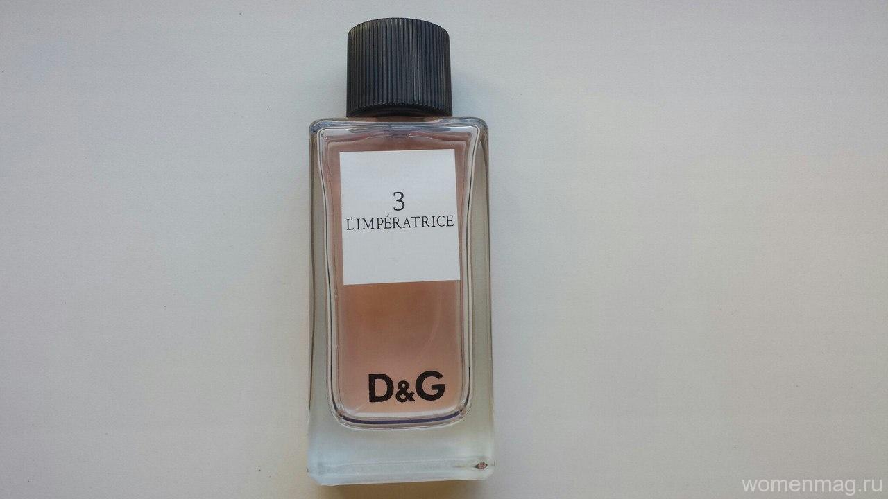 Духи L'Imperatrice от Dolce&Gabbana