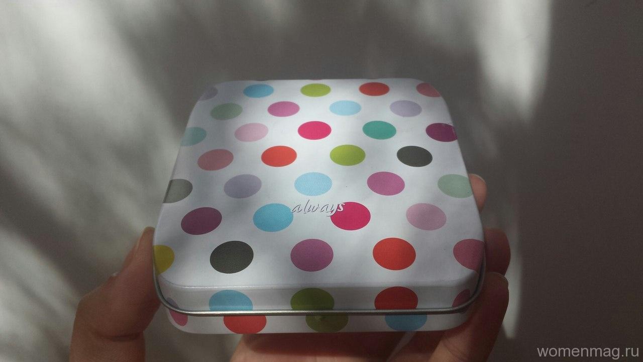 Коробочка для хранения средств личной гигиены. Отзыв