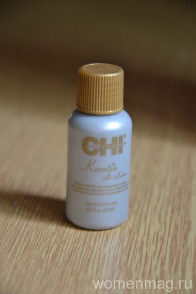 Жидкий шелк для волос CHI