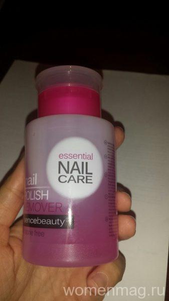 Жидкость для снятия лака Nail Polish Remover