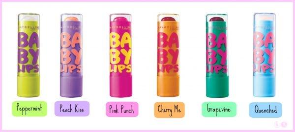Бальзам для губ Baby Lips