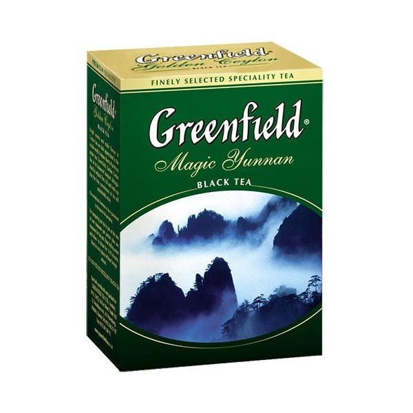 Чёрный чай Greenfield Magic Yunnan