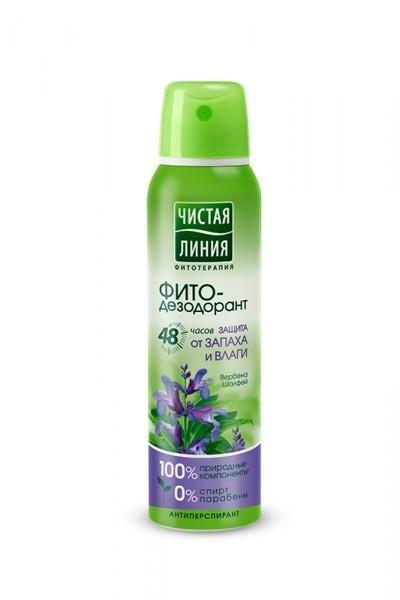 Фито-дезодорант «Чистая линия»