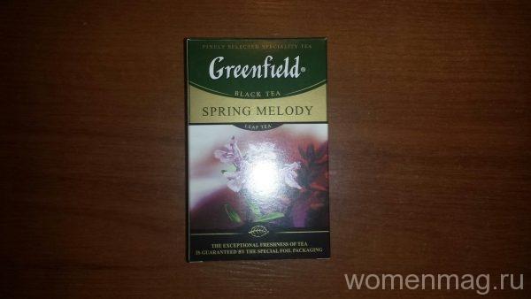 Чай Greenfield Spring Melody