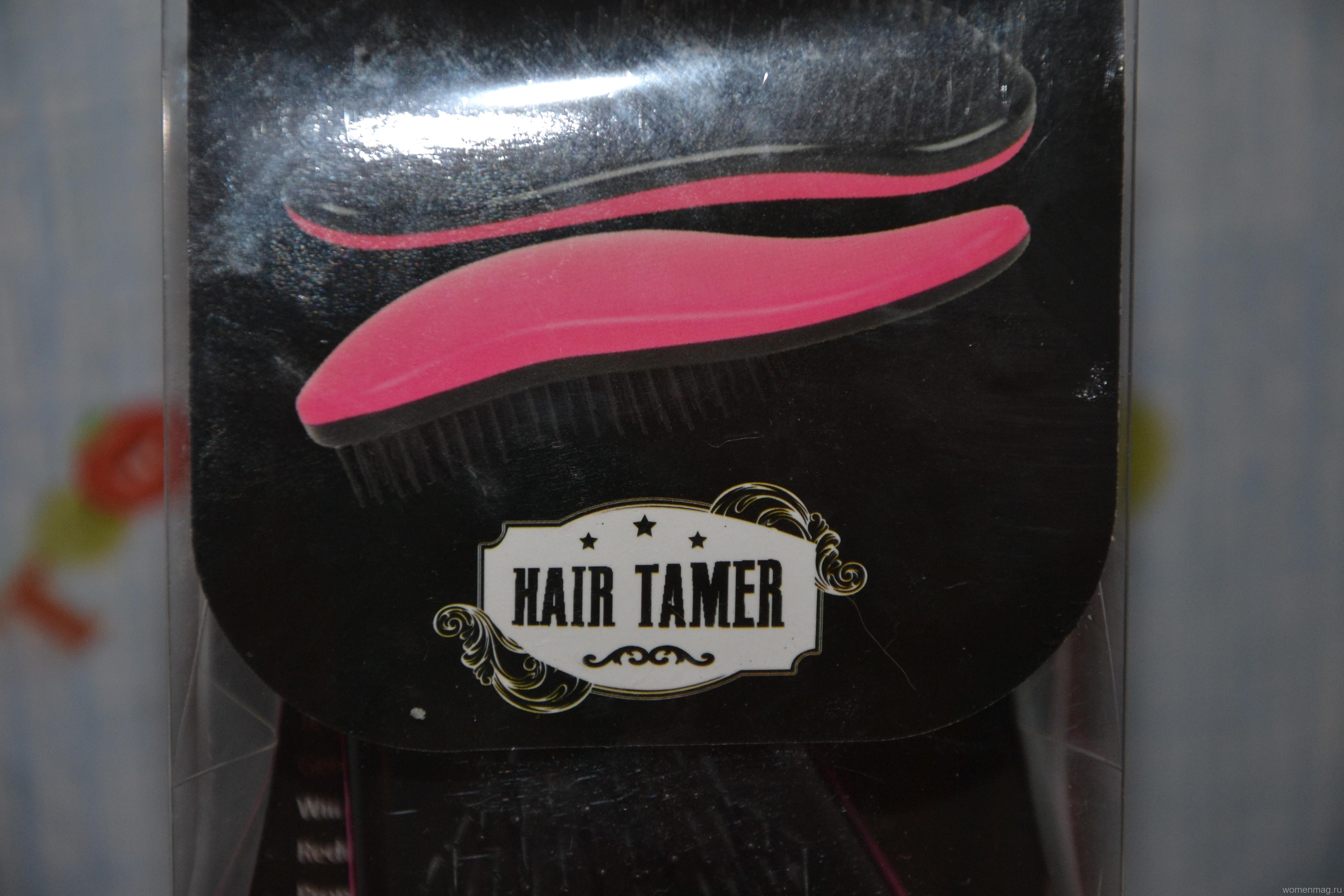 Расческа Hair Timer Ergo Brush — экономичная альтернатива Тангл Тизер