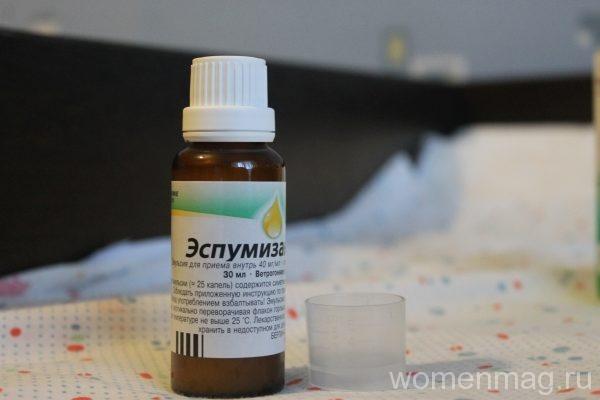 Препарат Эспумизан L - детский