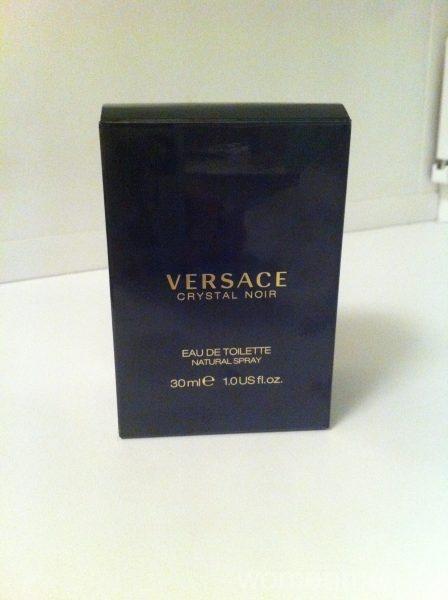 Духи Versace Crystal Noir