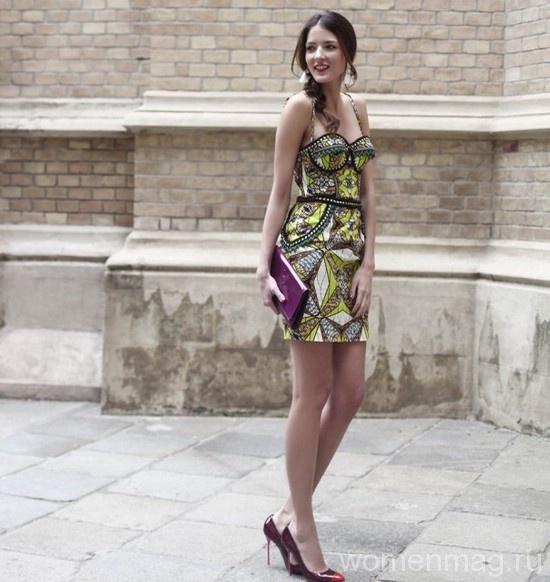 Высокие женщины не могут носить высокие каблуки