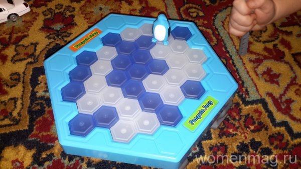 Настольная игра Тонкий лед