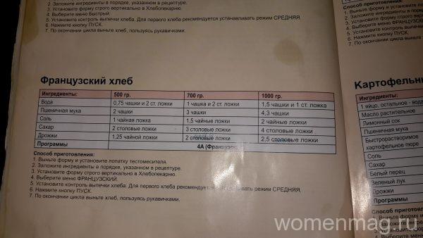 Хлебопечка LG-3003 BYT