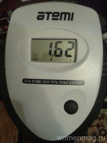 Велотренажер ATEMI AC-401