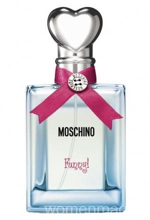 Обзор духов Moschino Funny!