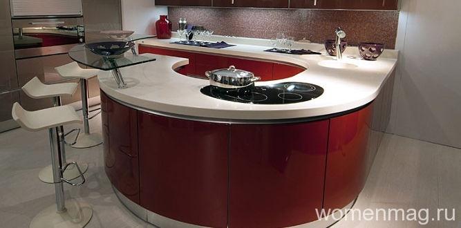 Как выбрать кухонную столешницу?