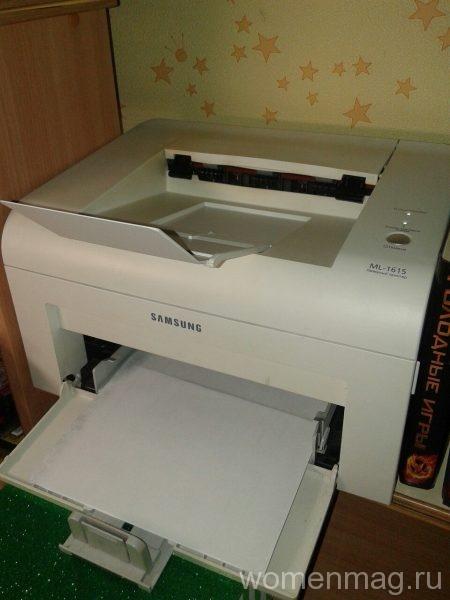 Принтер Samsung ML-1610