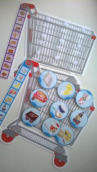 Игра Супермаркет от Scotchi для 2-4 игроков (от 3+)