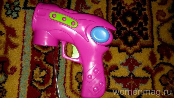 Пистолет с мыльными пузырями Мы-Шарики Мылемет