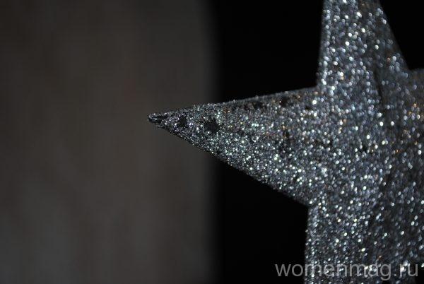 Верхушка для елки Звезда