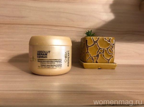 Маска для волос Loreal Professionnel Absolut Repair Lipidium