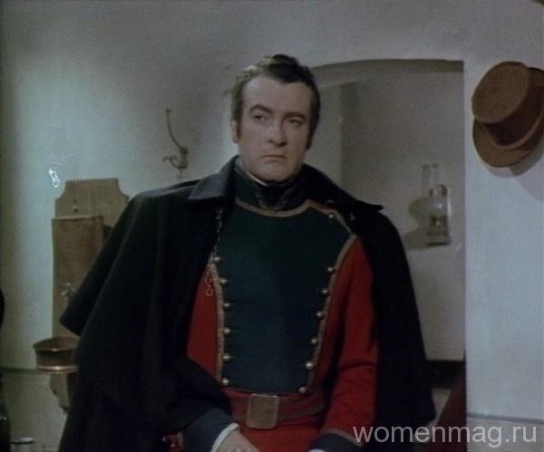 Актеры граф монте кристо