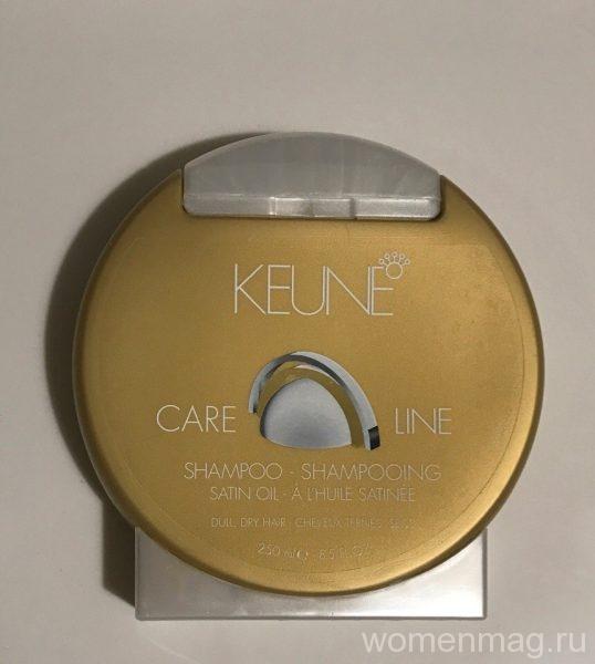 Шампунь для волос Keune Care Line Satin Oil