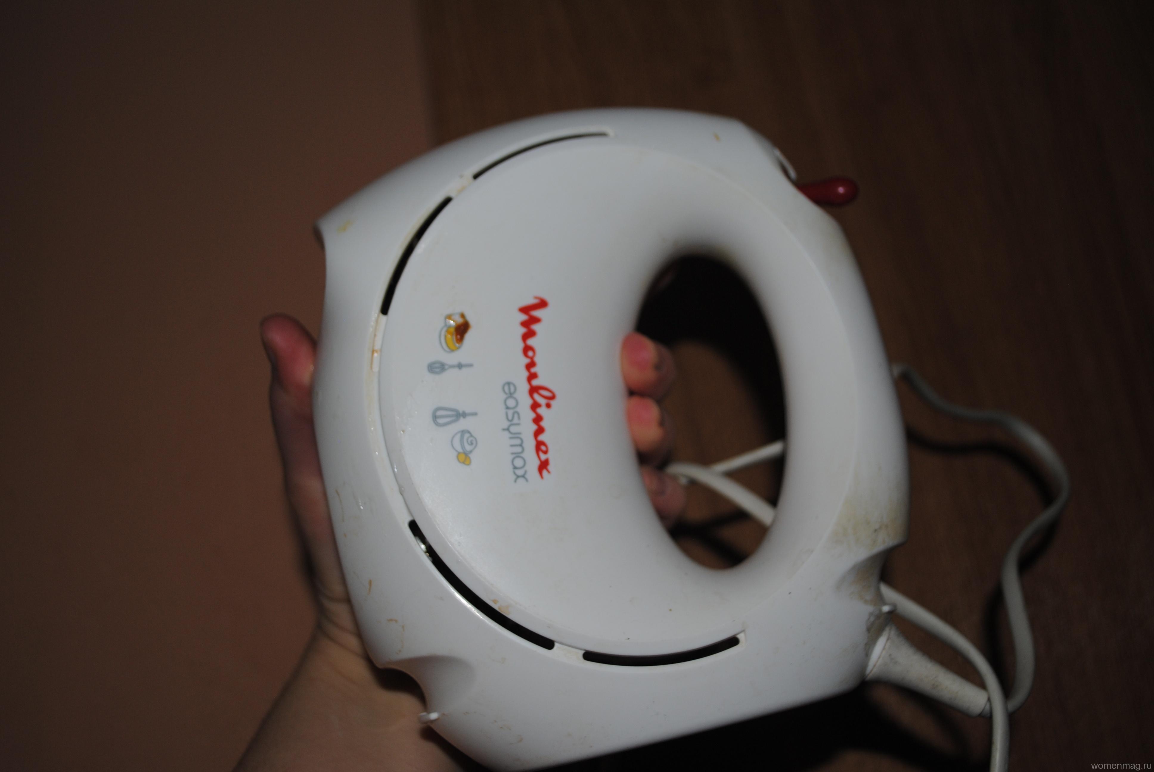 Ручной миксер Moulinex ABM 1 Easy Max Compact. Отзыв