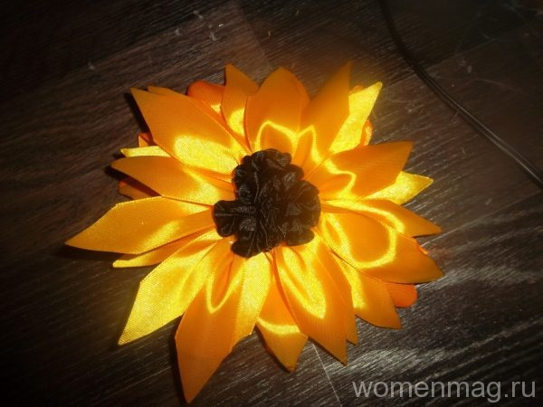 Ободок с пчелкой