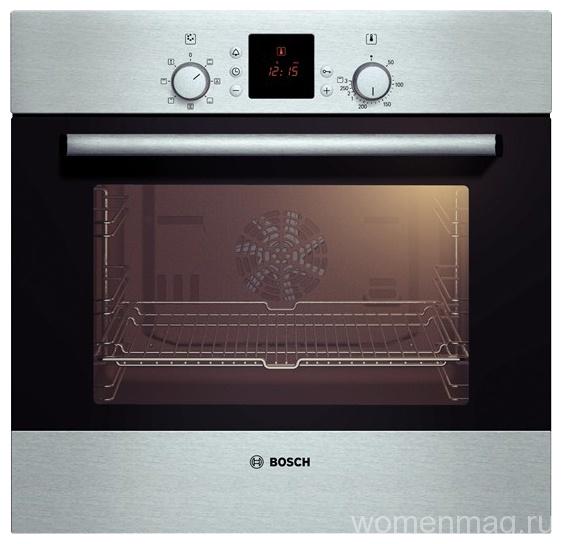 Встраиваемый духовой шкаф Bosch HBN239E1L. Отзыв